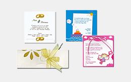 f20e04bacaec Προσκλητήρια Γάμου - Βάπτισης
